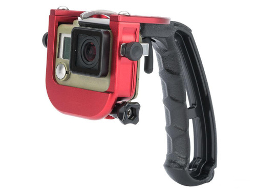 TMC P4 TRIGGER for Gopro 3 Plus & 4 (Color: Red)
