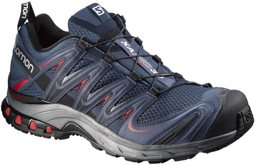 Salomon XA Pro 3D Running Shoes - Slate Blue (Size: 9.5)