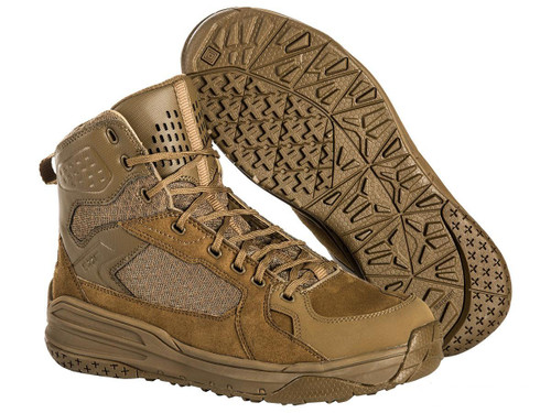 5.11 Halcyon Tactical Boot (Color: Coyote / Size 10)