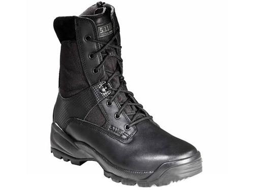 "5.11 Tactical A.T.A.C 8"" Black Boots (Size: 8)"