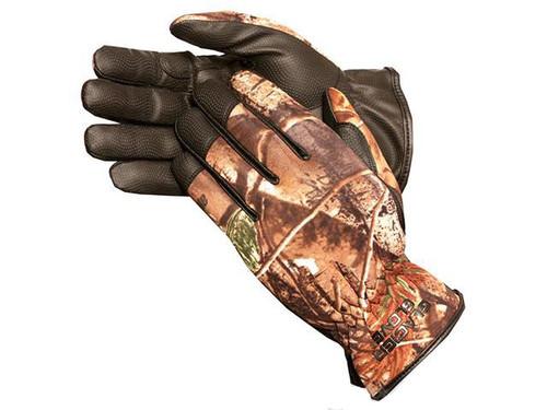 Glacier Gloves 782RT Lightweight Pro-Hunter Gloves - Realtree (Size: Large)