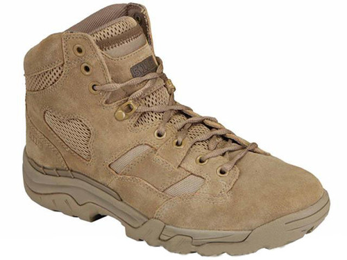 """5.11 Tactical Taclite 6"""" Coyote Boot (Size: 10)"""