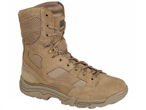 """5.11 Tactical Taclite Coyote 8"""" Boots (Size: 11)"""