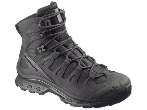 Salomon Quest 4D Forces Tactical Boots - Black (Size: 8)