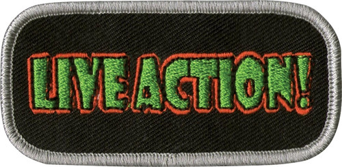 Morale Patch Live Action
