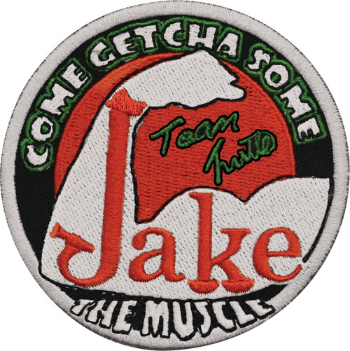 Morale Patch Jake The Muscle