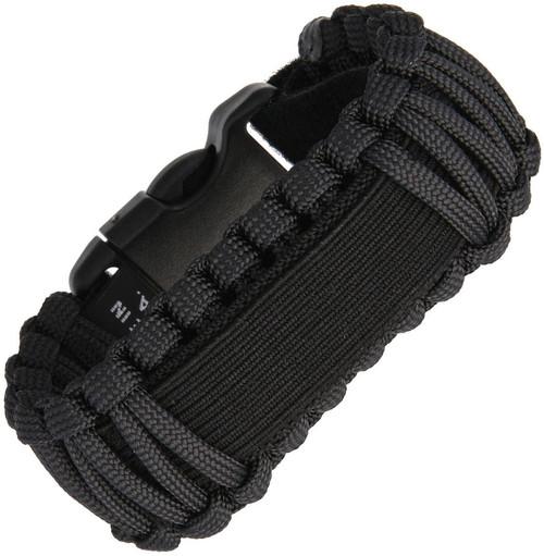 Para Cord Watch Band Black
