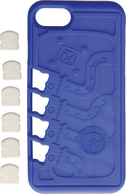 Stowaway EDC iPhone7 Case Blue