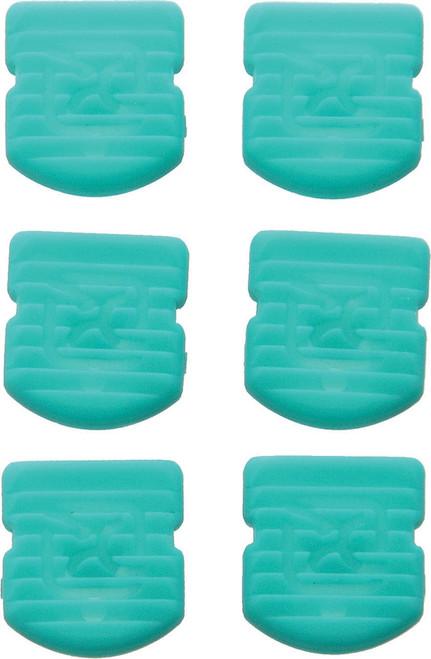 Stowaway Tool Caps Turquoise