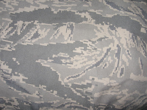 Fabric 50 Yard Roll - Air Force Digital