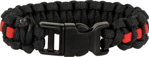 Fire/Rescue Survival Bracelet