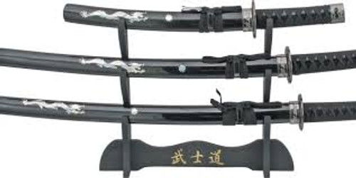 Pearl Dragon Sword Set