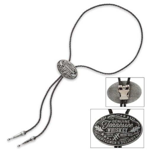 Tennessee Whisky Bolo Tie