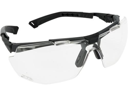 Univet 5X1 Platform Multifunctional Safety Glasses (Color: Clear)