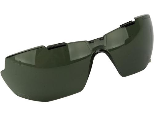 Univet 5X1 Platform Multifunctional Safety Glasses Spare lens (Color: Smoke)