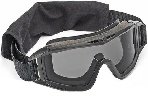 Revision Desert Locust Tactical Goggles - (Black / Solar)