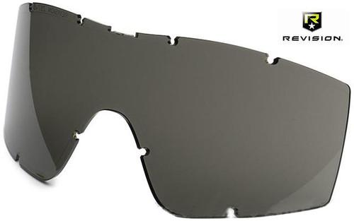 Revision Replacement Lens for Desert Locust / Asian Locust Goggles - (Smoke / Solar)