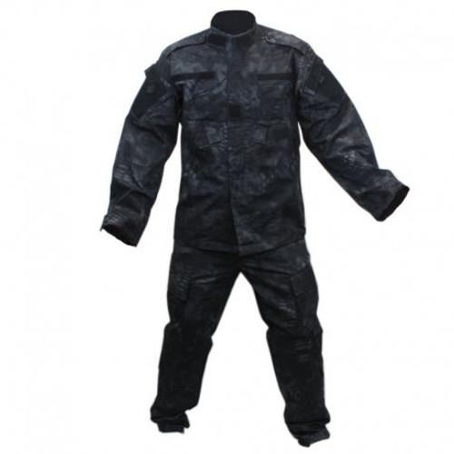 Combat Uniform - 2 Piece Set - Pants and Jacket - K- Tech Night