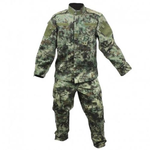 Combat Uniform - 2 Piece Set - Pants and Jacket - K- Tech