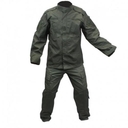 Combat Uniform - 2 Piece Set - Pants and Jacket - Olive Drab