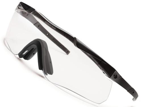 Smith Optics Aegis Echo II ANSI Rated Goggles (Color: Black / Clear)