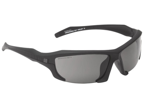 5.11 Tactical Burner Shooting Glasses with 3 Lens by Wiley-X