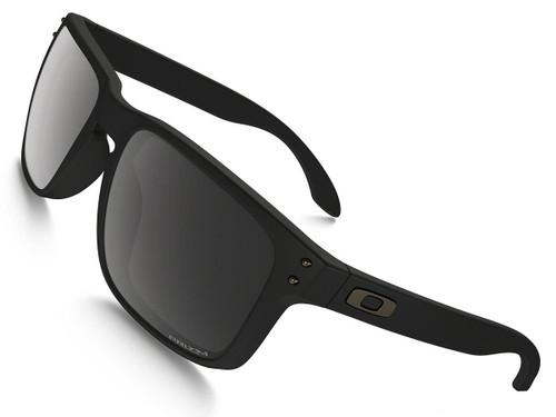 Oakley Holbrook Sunglasses - Matte Black with Black PRIZM Lenses