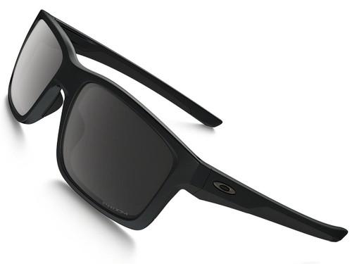 Oakley Mainlink Sunglasses - Matte Black with Black PRIZM Lenses