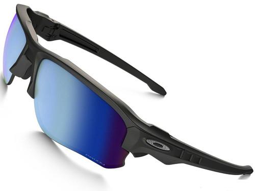Oakley Speed Jacket Sunglasses - Black with Prizm Deep H20