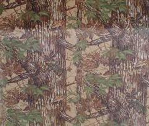 Fabric 50 Yard Roll - Real Tree Hardwoods Camo