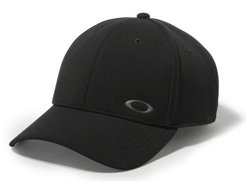 Oakley Silicon Ellipse Cap - Black (Size: S/M)