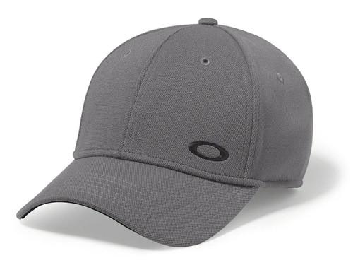 Oakley Silicon Ellipse Cap - Grigo Scruro (Size: S/M)