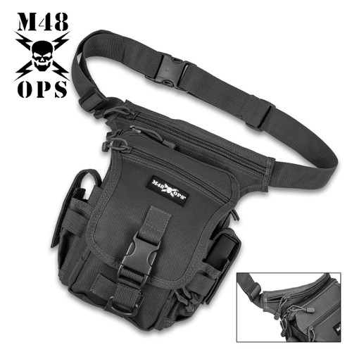 M48 Sentinel Concealed Carry Fanny/Sling Pack