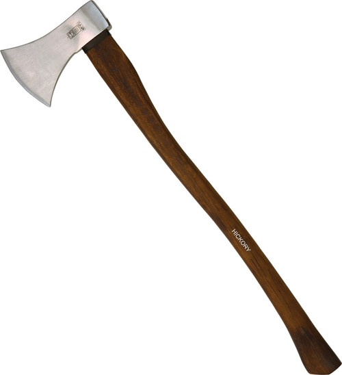 Axe with Hickory Handle