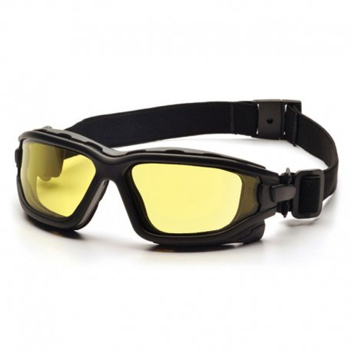 Pyramex I-Force Thermal Airsoft Goggles - Yellow