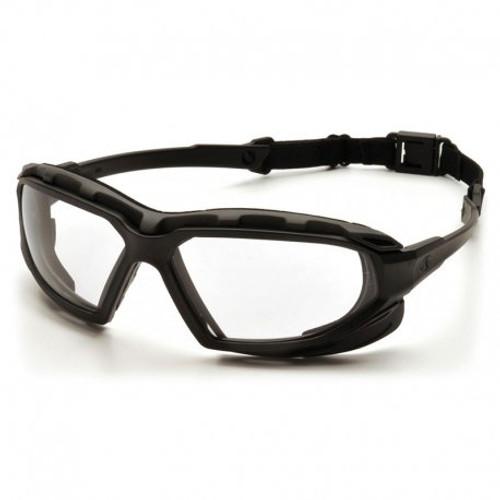 Pyramex Highlander Plus Airsoft Goggles - Clear