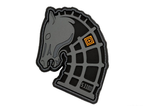 """5.11 Tactical """"Pony Mag"""" PVC Morale Patch"""