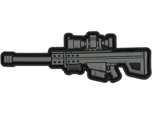 Aprilla Design PVC IFF Hook and Loop Modern Warfare Series Patch (Gun: M82)