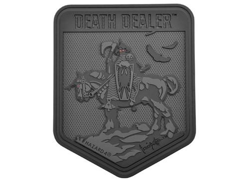 Hazard 4 Death Dealer by Frank Frazetta Patch (Color: Black)