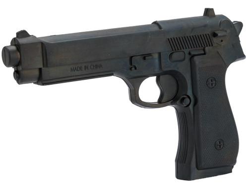 Ronin Gear Rubber M92 Training Gun (Color: Black)
