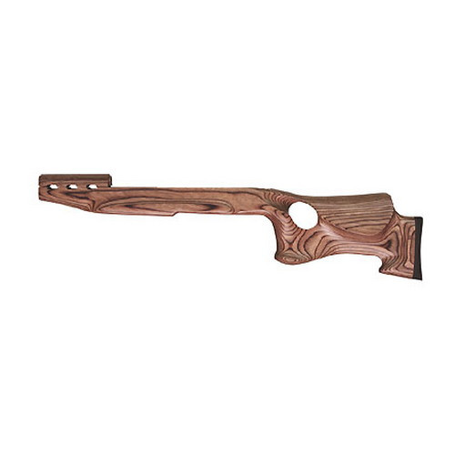 Timber Smith SKS Thumb Hole Stock Laminate - Right Handed - Brown