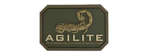 """Mil-Spec Monkey """"Agilite PVC"""" Patch - Multicam"""