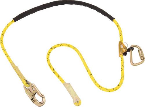 DBI Sala Cynch-Lok Adjustable Rope Positioning Lanyard