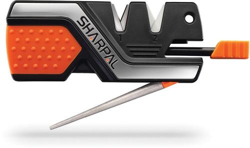 6-In-1 Knife Sharpener & Tool