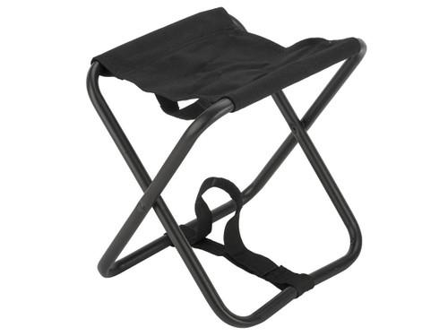 Matrix Outdoor Multifunctional Folding Chair (Color: Black)