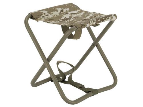 Matrix Outdoor Multifunctional Folding Chair (Color: Desert Digital)