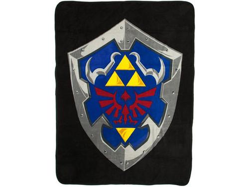 Nintendo Officially Licensed Zelda Fleece Throw