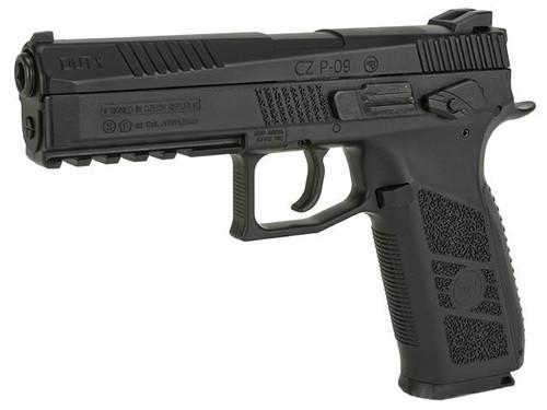 ASG CZ P-09 Duty .177Cal CO2 Pistol .177Cal - Black