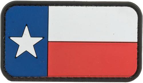 Texas Flag PVC Morale Patch
