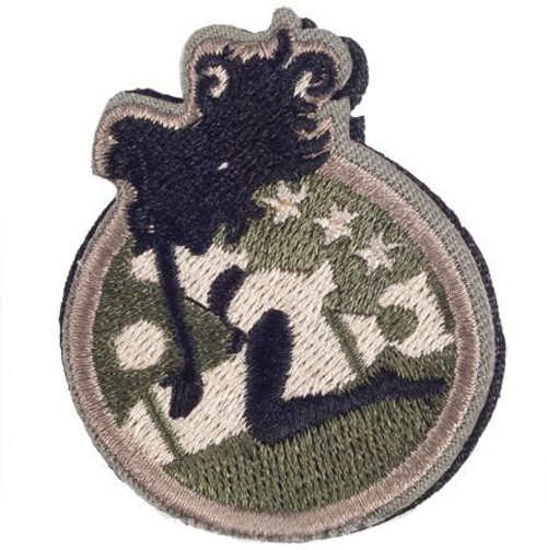 """TMC Goddess IFF Hook and Loop Patch - """"Air Force"""""""